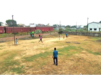 Playground Area at Gorakhpur