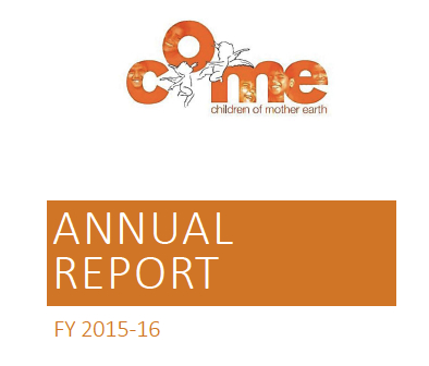 Post image for Annual Report FY 2015-16
